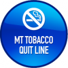 MT Quit Line Button