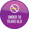 Under 18 Program Button